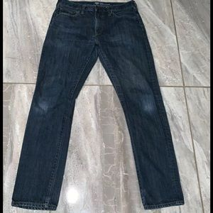 Gap Jeans MENS 34 X 34 JEANS Distressed